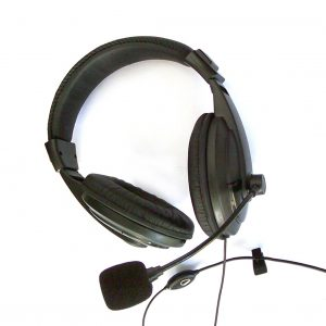 Double-Sided-Headset-with-Boom-Mike